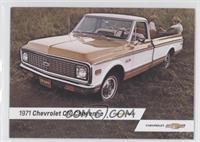 1971 C10 Cheyenne