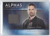 Cameron Hicks as played by Warren Christie