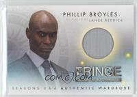 Phillip Broyles as played by Lance Reddick