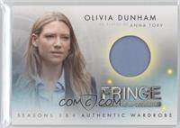 Olivia Dunham as played by Anna Torv