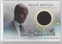 Phillip Broyles as Lance Reddick