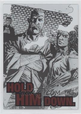2013 Cryptozoic The Walking Dead Comic Set 2 Quoteable #QTB-5 - [Missing]
