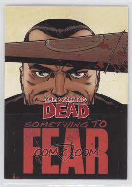 2013 Cryptozoic The Walking Dead Comic Set 2 Something to Fear #STF-8 - Something to Fear