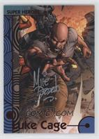 Luke Cage (Mike Deodato Jr. Autograph)