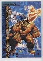Thing (Ryan Stegman Autograph)