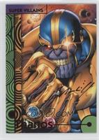 Thanos (Mark Bagley Autograph)