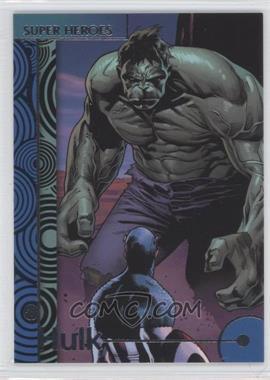 2013 Fleer Marvel Retro #17 - Hulk
