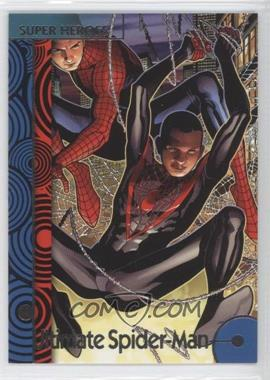 2013 Fleer Marvel Retro #46 - Ultimate Spider-Man