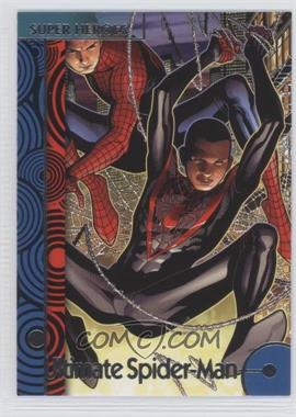 2013 Fleer Marvel Retro #46 - Ultimate Spider-Man