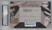 Carl Reiner /2 [PSA/DNA Certified Auto]