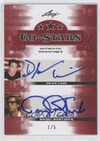 Dean Cain, Barry Bostwick /5