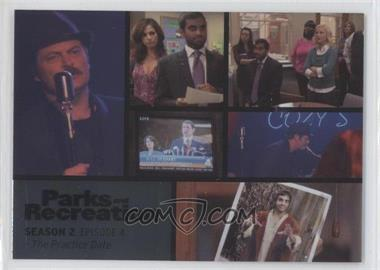 2013 Press Pass Parks and Recreation [???] #10 - [Missing]