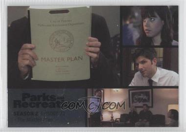 2013 Press Pass Parks and Recreation [???] #29 - [Missing]