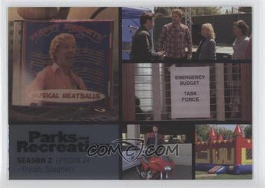 2013 Press Pass Parks and Recreation [???] #30 - [Missing]