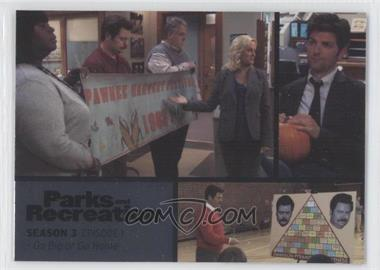 2013 Press Pass Parks and Recreation [???] #31 - [Missing]