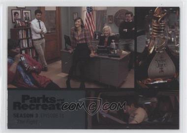 2013 Press Pass Parks and Recreation [???] #43 - [Missing]