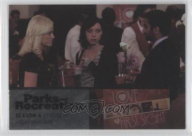 2013 Press Pass Parks and Recreation [???] #47 - [Missing]