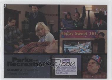 2013 Press Pass Parks and Recreation [???] #62 - [Missing]