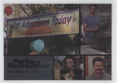 2013 Press Pass Parks and Recreation [???] #65 - [Missing]
