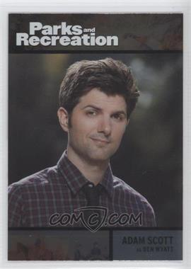 2013 Press Pass Parks and Recreation [???] #77 - [Missing]
