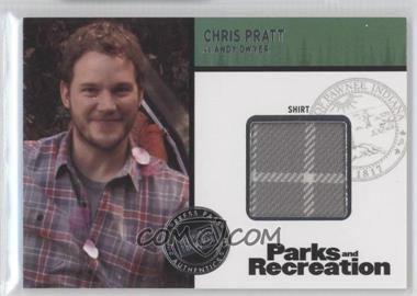2013 Press Pass Parks and Recreation [???] #R-CP - [Missing]