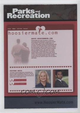 2013 Press Pass Parks and Recreation Seasons 1-4 - [Base] - Foil #82 - Hoosiermate.com