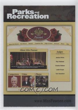 2013 Press Pass Parks and Recreation Seasons 1-4 - [Base] - Foil #83 - www.MissPawnee.com