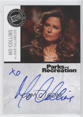 2013 Press Pass Parks and Recreation Seasons 1-4 Autographs #MC - Mo Collins as Joan Callamezzo