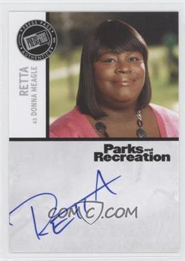 2013 Press Pass Parks and Recreation Seasons 1-4 Autographs #R - Retta