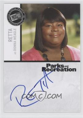 2013 Press Pass Parks and Recreation Seasons 1-4 Autographs #R - Retta