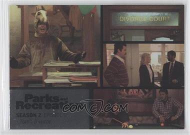 2013 Press Pass Parks and Recreation Seasons 1-4 Foil #17 - [Missing]