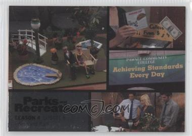 2013 Press Pass Parks and Recreation Seasons 1-4 Foil #33 - [Missing]