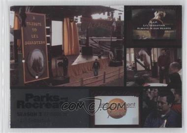 2013 Press Pass Parks and Recreation Seasons 1-4 Foil #46 - [Missing]