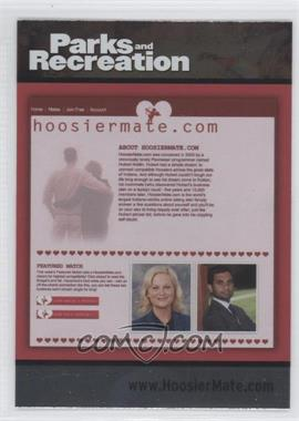 2013 Press Pass Parks and Recreation Seasons 1-4 Foil #82 - [Missing]
