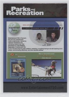 2013 Press Pass Parks and Recreation Seasons 1-4 Foil #84 - Entertainment 720