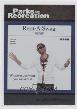 2013 Press Pass Parks and Recreation Seasons 1-4 Foil #85 - Rent - A - Swag