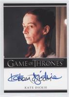 Kate Dickie as Lysa Arryn