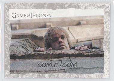 2013 Rittenhouse Game of Thrones Season 2 - Original Storyboard Concepts #SB5 - Season 1, Episode 05 - The Wolf and the Lion