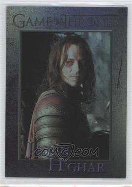 2013 Rittenhouse Game of Thrones Season 2 [???] #44 - [Missing]