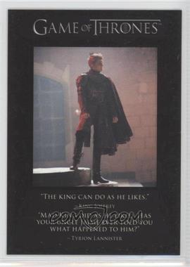 2013 Rittenhouse Game of Thrones Season 2 [???] #Q12 - [Missing]
