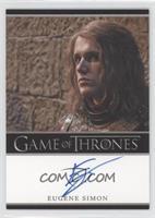 Eugene Simon as Lancel Lannister