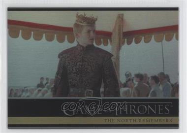 2013 Rittenhouse Game of Thrones Season 2 Foil #01 - The North Remembers