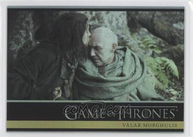 2013 Rittenhouse Game of Thrones Season 2 Foil #29 - [Missing]