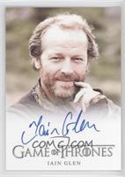 Iain Glen (as Ser Jorah Mormont)