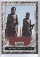 Lannister Guard Cape /475