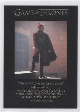 2013 Rittenhouse Game of Thrones Season 2 The Quotable Game of Thrones #Q12 - [Missing]