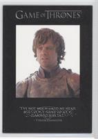 Tyrion Lannister, Queen Cersei