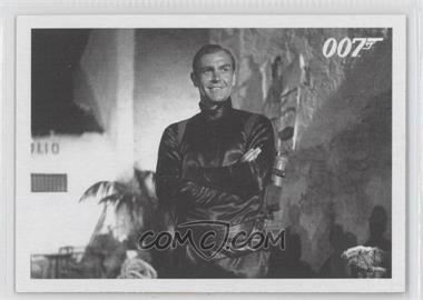 2013 Rittenhouse James Bond: Artifacts & Relics Goldfinger Throwbacks #002 - Secret agent James Bond...