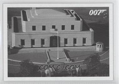 2013 Rittenhouse James Bond: Artifacts & Relics Goldfinger Throwbacks #064 - [Missing]