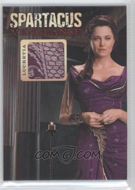 2013 Rittenhouse Spartacus: Vengeance Premium Packs Relics #N/A - [Missing]